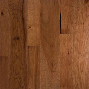 Character Collection by Somerset Hardwood 4in. - Hickory Saddle