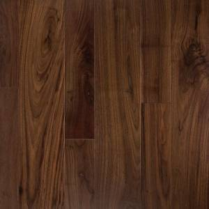 Character Collection by Somerset Hardwood 4in. -  Walnut
