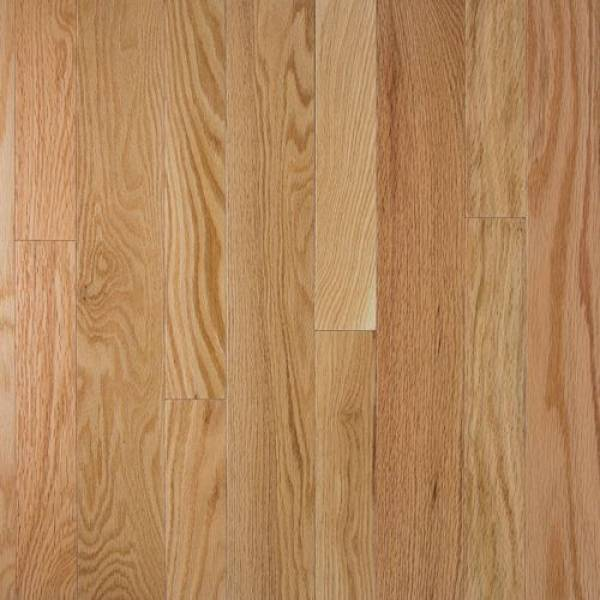 Natural Red Oak