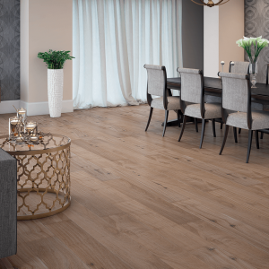 Engineered Collection by Triangulo Engineered Hardwood 5-1/4 in. Amazon Oak - Almond