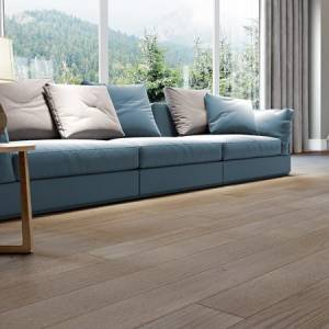 Engineered Collection by Triangulo Engineered Hardwood 5-1/4 in. Amazon Oak - Malaga