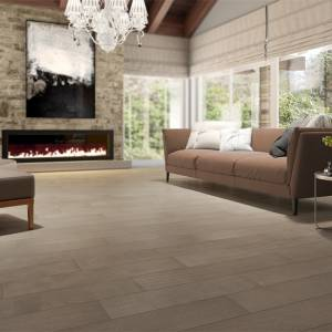 Engineered Collection by Triangulo Engineered Hardwood 5-1/4 in. Amazon Oak - Paris