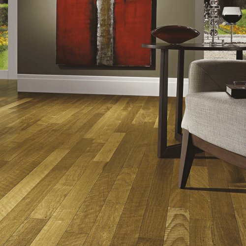 Engineered Collection by Triangulo Engineered Hardwood 3-1/4 in. Brazilian Ash - Natural