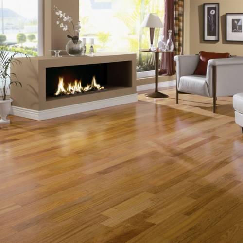 Engineered Collection by Triangulo Engineered Hardwood 3-1/4 in. Brazilian Cherry - Natural