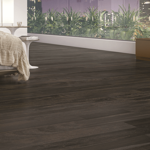 Engineered Collection by Triangulo Engineered Hardwood 3-1/4 in. Brazilian Pecan - Graphite