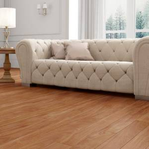 Engineered Collection by Triangulo Engineered Hardwood 7-1/2 in. Brazilian Teak - Natural