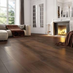 Engineered Collection by Triangulo Engineered Hardwood 3-1/4 in. Brazilian Walnut - Natural