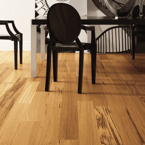 Engineered Collection by Triangulo Engineered Hardwood 7-1/2 in. Tigerwood - Natural