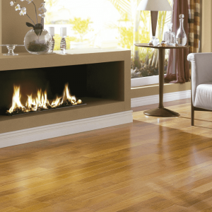 Solids Collection by Triangulo Solid Hardwood 3-1/4 in. Brazilian Cherry - Natural