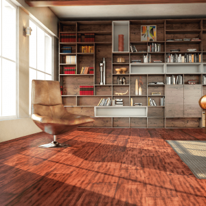 St. Augustine Collection by Triangulo Engineered Hardwood 9-1/4 in. Spanish Hickory - Zaragoza