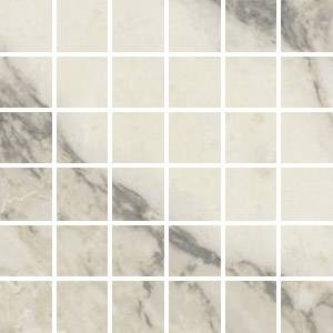 IRIS USA Carrara Select Collection 2x2 Mosaic Polished