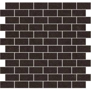 IRIS USA Deluxe Collection 1x2 Brick Mosaic Polished