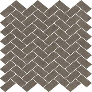 IRIS USA Deluxe Collection 1x2 Herringbone Mosaic Polished