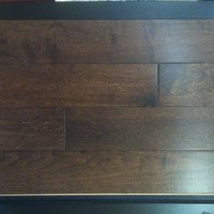 Hearth Collection Solid 3.5 inch Maple Hardwood