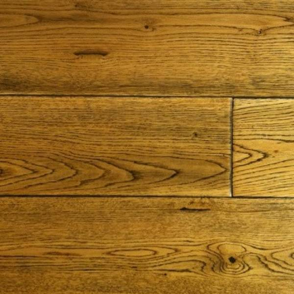 Hearth Collection Solid 5 Inch Oak Hardwood 3 Colors