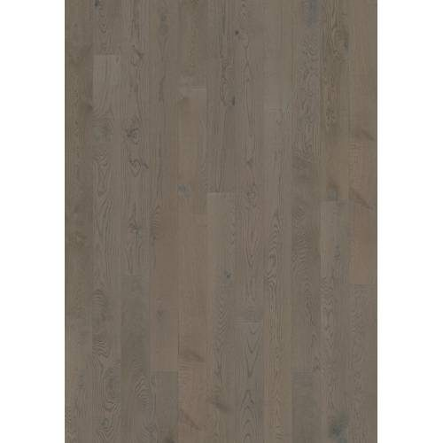 Avanti Canvas Collection by Kährs Engineered Hardwood 5 in. White Oak - Carbon