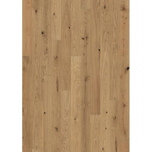 Avanti Canvas Collection by Kährs Engineered Hardwood 5 in. White Oak - Etch