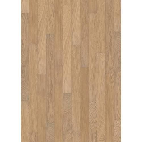 Linnea Living Collection by Kährs Engineered Hardwood 4-5/8 in. White Oak - Meringue FSC