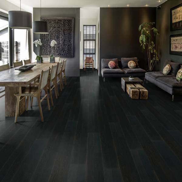 White Oak - Nouveau Charcoal