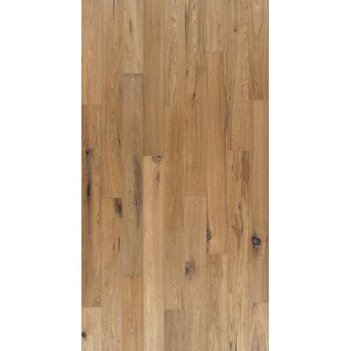 Spirit Rugged Collection by Kährs Engineered Hardwood 4-7/8 in. White Oak - Crater
