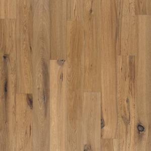 "Spirit Rugged Collection by Kährs Engineered Hardwood 4-7/8"" White Oak - Crater"