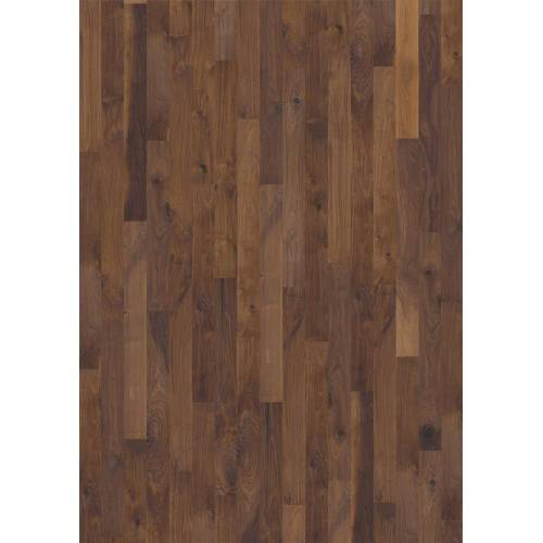 Spirit Rugged Collection by Kährs Engineered Hardwood 4-7/8 in. Walnut - Groove