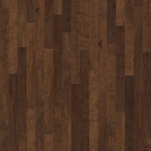 "Spirit Unity Collection by Kährs Engineered Hardwood 4-7/8"" Walnut - Orchard"