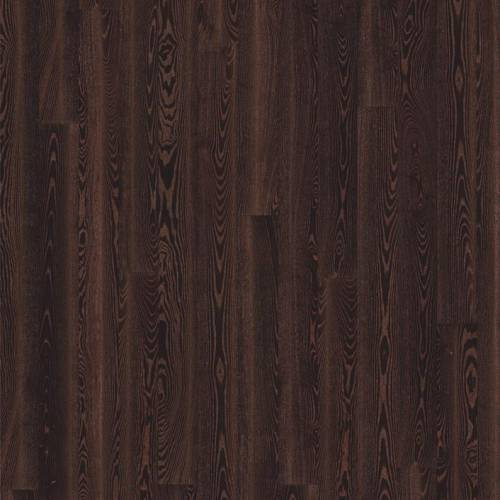 Supreme Shine Collection by Kährs Engineered Hardwood 7-3/8 in. Ash - Black Copper