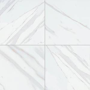 Pietra Calacatta Collection by MSI Porcelain Tile 24x24 in. Matte