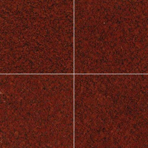 New Imperial Red Granite - 12x12