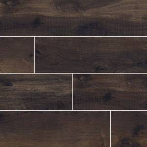 Country River Bark Wood Look Tile - 8x48