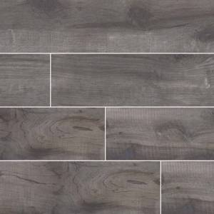 Country River Mist Wood Look Tile - 6x36