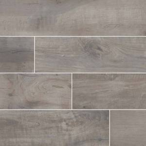 Country River Stone Wood Look Tile - 8x48