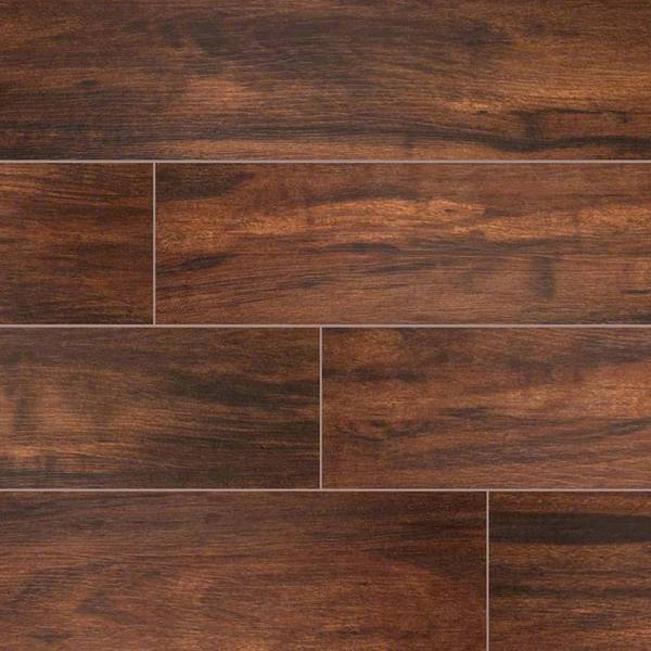 Botanica Teak Wood Look Tile 6x24