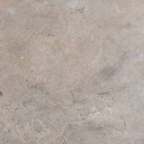 Silver Travertine - 12x12