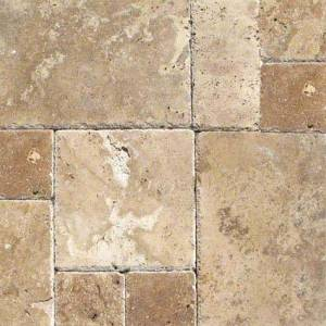 Tuscany Chateaux Travertine - pattern