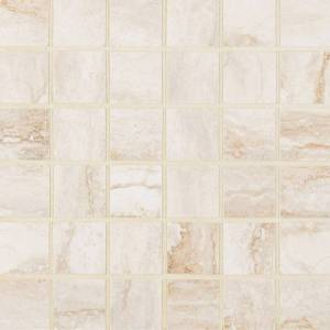 Pietra Bernini Bianco Collection by MSI Porcelain Tile 2x4 in. Matte