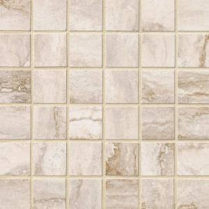 Pietra Bernini Camo Collection by MSI Porcelain Tile Mosaic 2x2 in. Polished