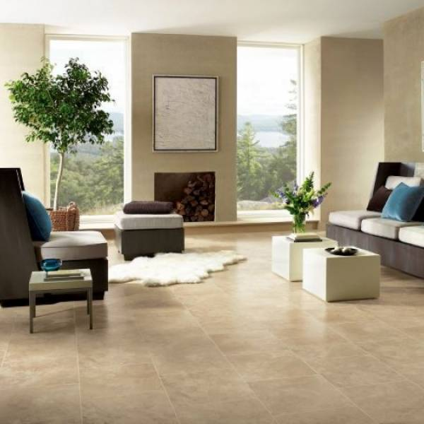 ARMSTRONG - Limestone Collection in Linen Sand