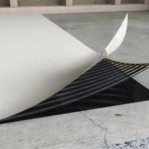 PEEL and HEAT - Ultra Thin Heating Mats