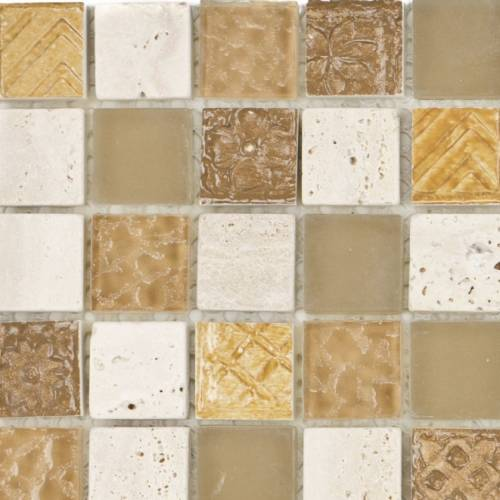 Ellegant Glass Tiles EARTH STONE COLLECTION - Group I