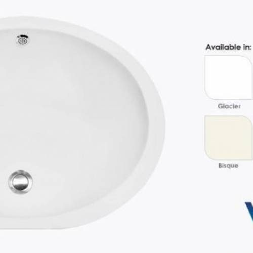 VISION SUNRISE - VANITY SOLID SURFACE SINK