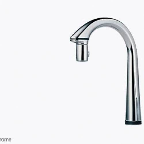 BRIZO PASCAL SINGLE HANDLE PULL-DOWN KITCHEN FAUCET -  Chrome