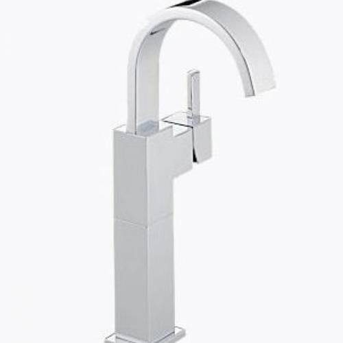 DELTA VERO SINGLE HANDLE LAVATORY FAUCET - Chrome