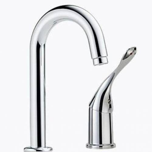 DELTA SINGLE HANDLE BAR/PREP FAUCET - Chrome