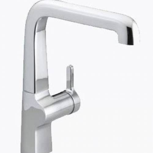 KOHLER EVOKE SINGLE CONTROL KITCHEN FAUCET - Chrome