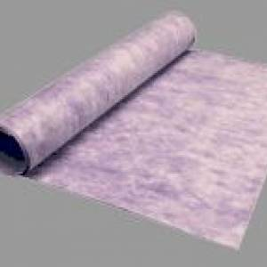 Wall Seal Waterproofing Membrane - 400 SF Roll
