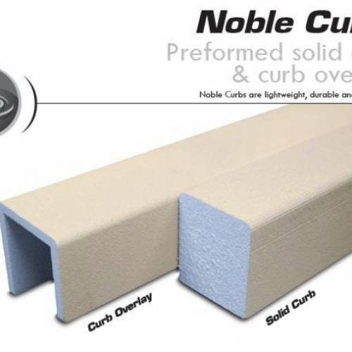 Noble Company Shower Curbs