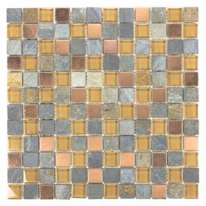 Ellegant Glass Tiles EARTH STONE COLLECTION - Group II