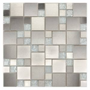 Ellegant Glass Tiles EARTHSTONE, METALS - Group III